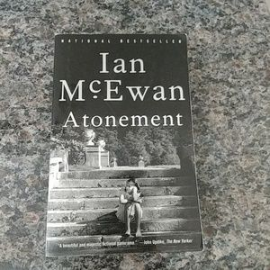 Other - Atonement Paperback Book